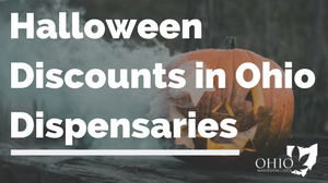 Halloween Discounts in Ohio Dispensaries