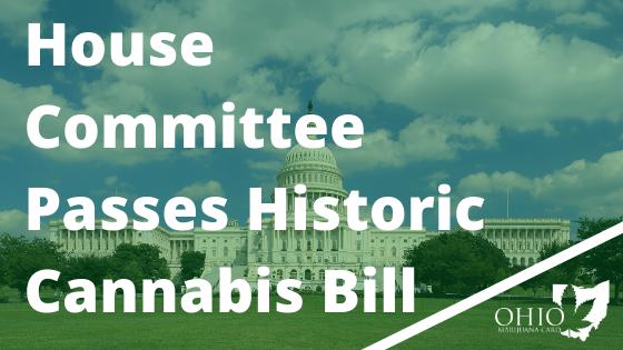 U.S. House Passes Cannabis Reform Bill