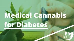 Medical Cannabis for Diabetes