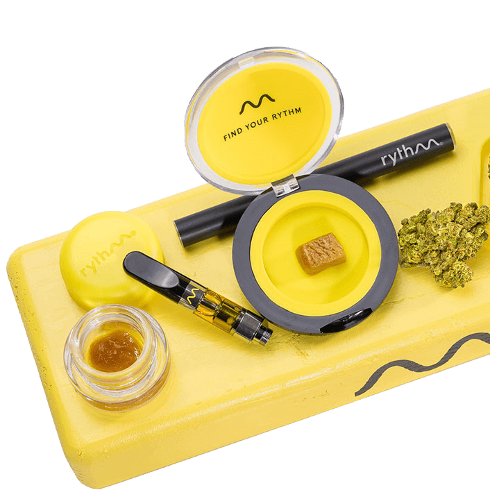 Rythm Cannabis Products