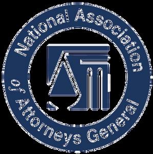 National Association of Attorneys General Logo