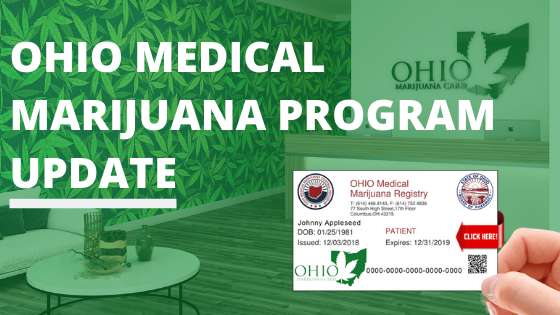 Update on Medical Marijuana in Ohio