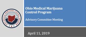 Ohio Medical Marijuana Control Program - April Update