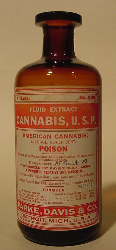 Cannabis has been used as a medicine in America for over 150 years