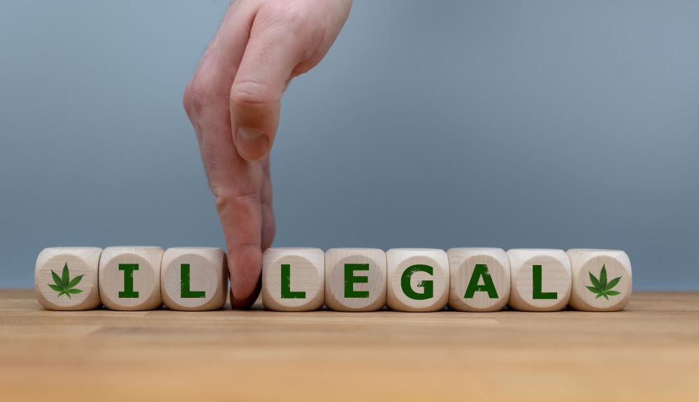 """Block Letters Spelling Out """"Legal"""""""