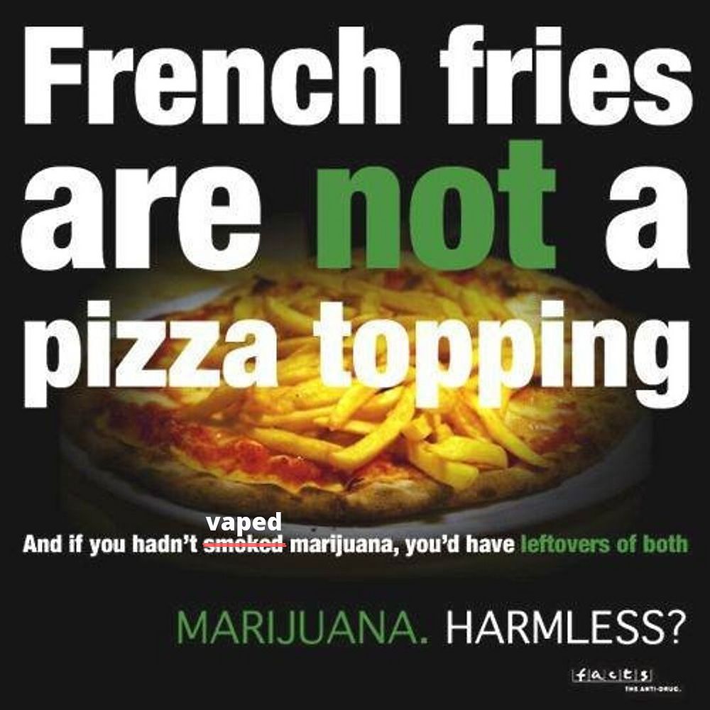Cannabis PSA