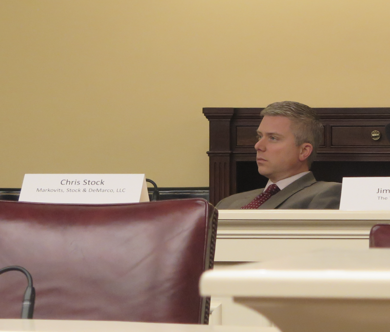 Chris Stocks Joins Ohio Medical Marijuana Advisory Committee
