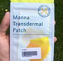 Standard Wellness Manna Transdermal Patc