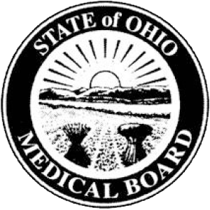 State Medical Board of Ohio Seal