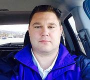 Territory Sales Manager Adam Bogert