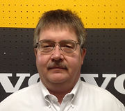 Parts Manager Joe Glowacki