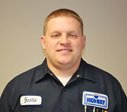 Service Manager Justin Bloss