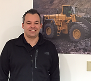 Territory Sales Manager Justin Seroskie