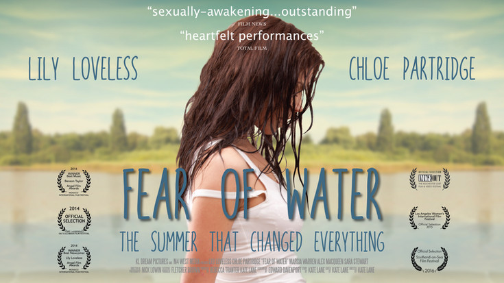 Fear of Water starring Lily Loveless