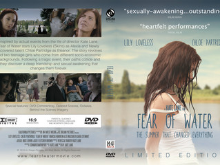 Fear of Water Limited Edition DVD