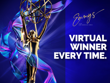 The Emmys Go Virtual This Year.