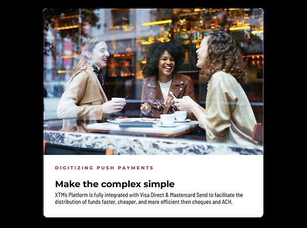 Digital Push Payments - Mastercard Send
