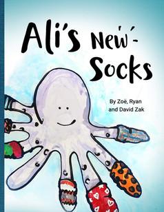 Ali's New Socks