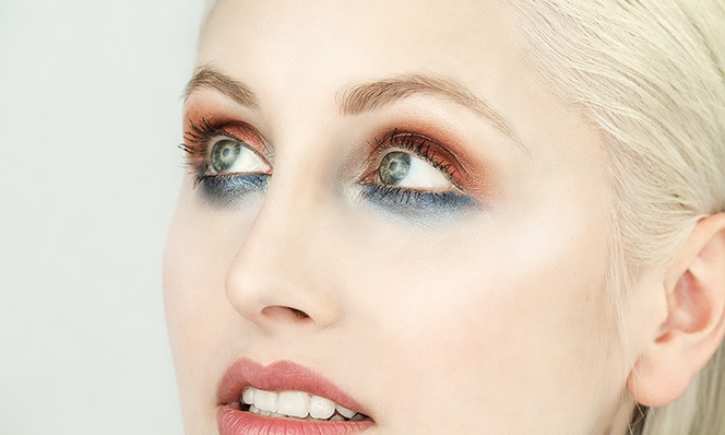 Spotted: Glamorous Theatrical Makeup By Kryolan