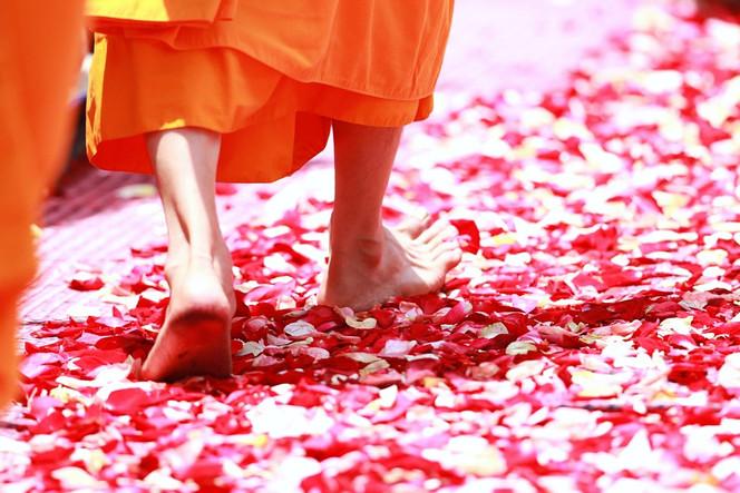 Leichte Meditationsübung mit nachweislichem Einfluss auf die Gesundheit
