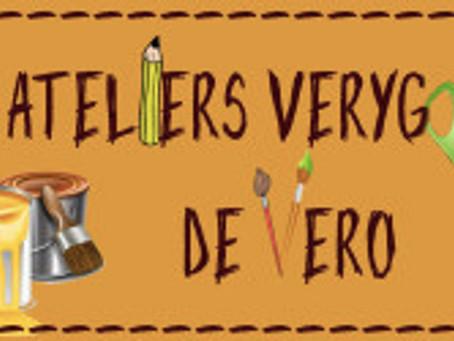 Les ateliers verygolos de Véro