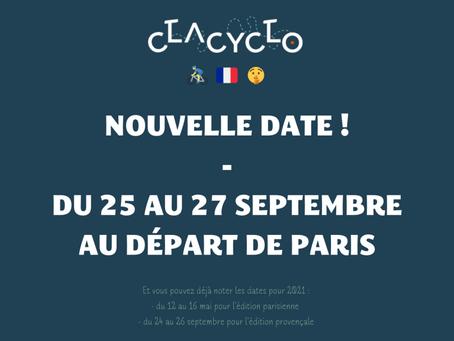 Cyclotourisme : la Clacyclo