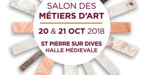 3° Salon des Métiers d'art à St Pierre sur Dives