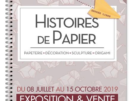 Histoires de papier à Villedieu-Les-Poêles