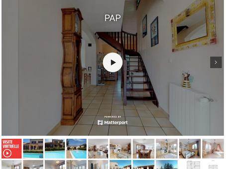 Maison à vendre dans le sud de la France