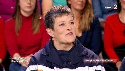 Sarah Granjean - Pompière de Cambremer