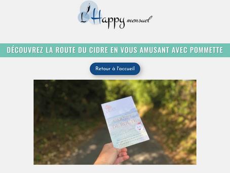 L'Happy Mensuel