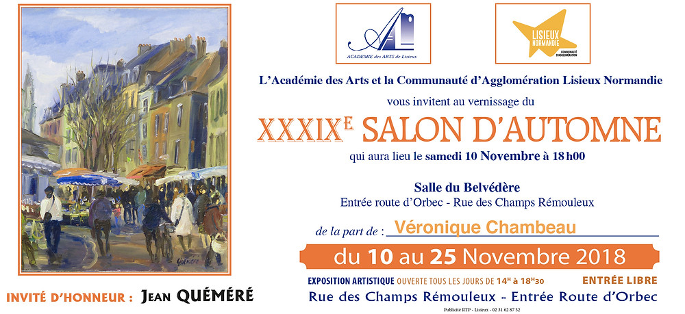 INVITATIONS ACADEMIE 21x10cm 2018 - copie