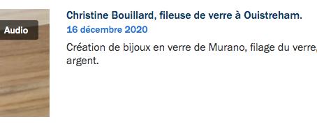 France Bleu Normandie et les circuits courts : entretien avec l'Atelier Perle de Lune