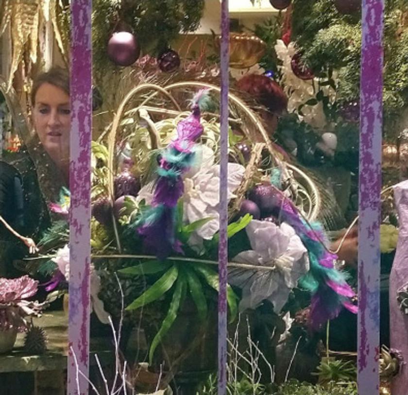 """Boutique florale """"Arômes et Sens"""" , 42 avenue de la mer à Cabourg"""