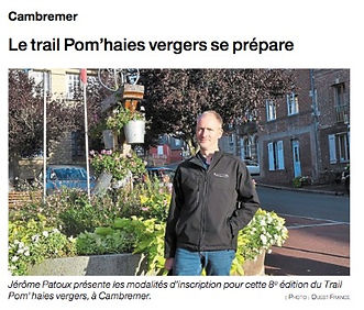 Trail Pom'haies