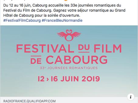 33° Festival du film romantique à Cabourg