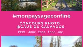 Mon paysage confiné : concours photo dans le Calvados