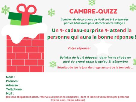Cambre-Quizz