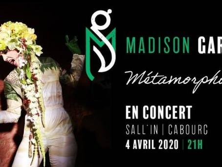 """Cabourg : Concert """" Métamorphose"""""""