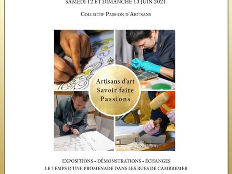 12-13 juin : Village des Métiers d'Art