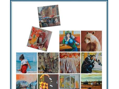 Académie des Arts de Lisieux : XL° Salon d'Automne