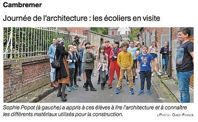 Journée de l'architecture