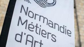 Rendez-vous avec l'association Normandie Métiers d'Art à Saint-Pierre-en-Auge