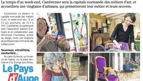 Village des Métiers d'Art à Cambremer