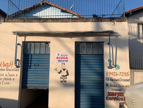Comércio na Av. São Paulo - R$400,00