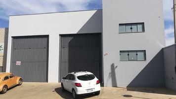 Barracão comercial/industrial, 530 m2