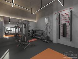15. gym room