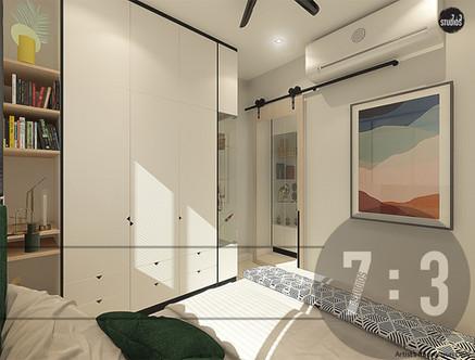 son's room