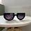 Thumbnail: Black half cut sunglasses