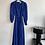 Thumbnail: Coast blue maxi dress